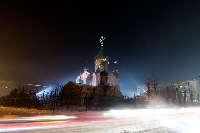 Храм Кемерово